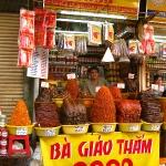 Eingelegter, klebriger, stinkender Fisch... in Chau Doc / Mekong Delta / Vietnam