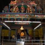 Hinduistische Batu Caves bei Kuala Lumpur