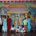 Indisches Familienfoto