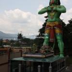 Hanuman der Affengott