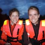 """Bootsfahrt zu den """"Fireflies"""""""