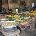 Leckereien in Haridwar