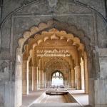 Delhi Red Fort (White Hall)