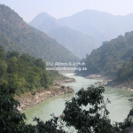 Der Ganges in Rishikesh