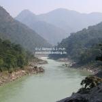 Der Ganges in Rishikesh