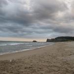 Der schönste Strand in Neuseeland bei Opoutere, auf der Coromandel Halbinsel
