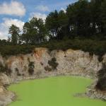 Devil's Bath im Wai-O-Tapu Thermal Wonderland