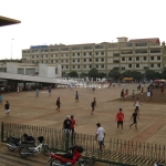 Olympic Stadion in Phnom Penh / Cambodia