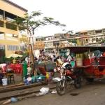 Markt in Phnom Penh / Cambodia