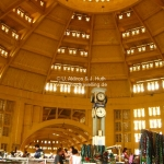 Der Central Market im Art Deco Stil in Phnom Penh