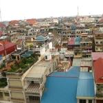 Über den Dächern von Phnom Penh