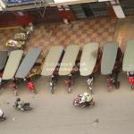 Tuk Tuks in Phnom Penh