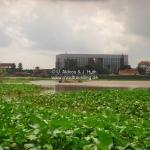 Noeung Kak Lake in Phnom Penh