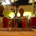 Café del Gusto in einer Künstlervilla mit traumhaftem Essen