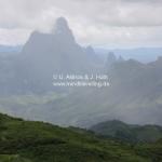 Spektakuläre Landschaften in Laos