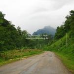 Um Phonsavan unterwegs