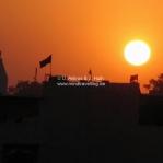 Sonnenuntergang in Pushkar