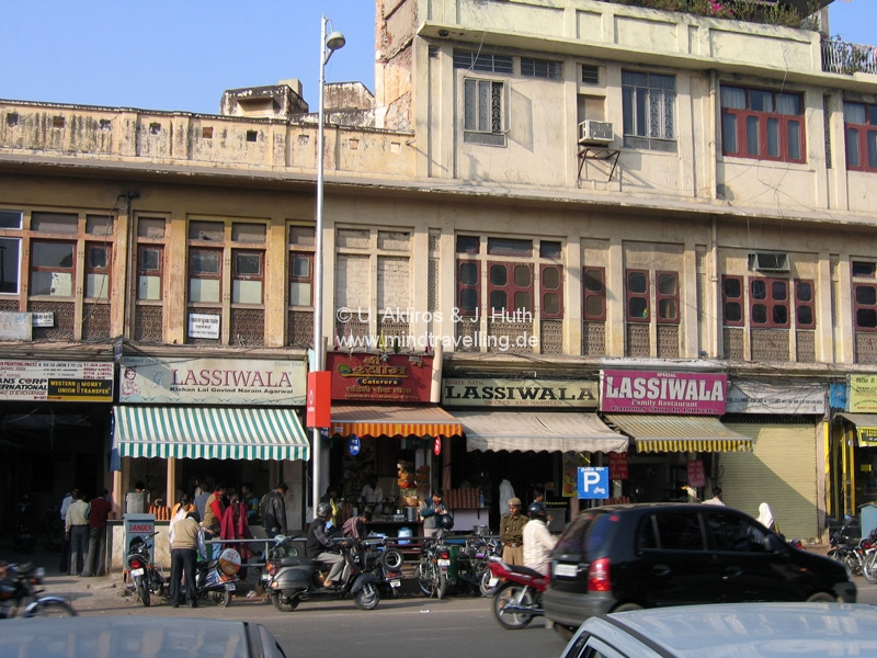 Lassiwallas in Jaipur
