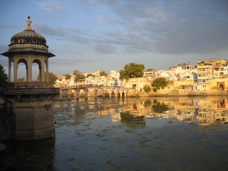 Der See in Udaipur