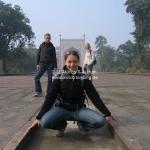 Akbars Tomb in Agra / Indien