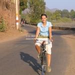 Radtour in Bundi / Rajasthan / Indien