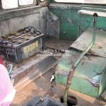 Indischer Lokalbus