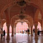 Jaipur - Die Pinke Stadt