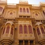 Haveli in Jaisalmer / Rajasthan / Indien