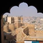 Das Fort in Jaisalmer / Rajasthan / Indien