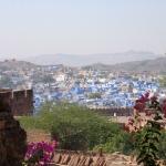 Jodhpur - Die Blaue Stadt in Rajahstan