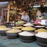 Marktstand in Jodhpur / Indien