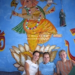 Unser Guesthouse in Jodhpur / Indien