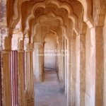 Säulengang in Jodhpur