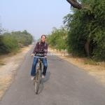 Keoladeo Vogelpark / Rajasthan / Indien