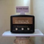 Das geschichtsträchtige indische Transistorradio