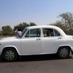 Der indische VW - Ambassador Deluxe
