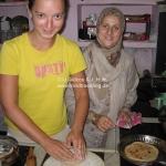 Kochen bei Shan's Familie