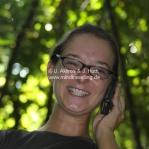 Schnull's 30. Geburtstag! Juhuu! Handyempfang mitten im Regenwald!
