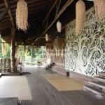 Sarawak Cultural Village bei Kuching / Sarawak / Borneo