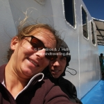 Bootsfahrt von Kuching nach Sibu / Sarawak