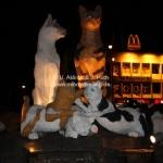 Die Stadt der Katzen - Kuching / Sarawak / Borneo