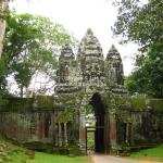 Tor zum Bayon Tempel