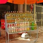 Tankstelle in Cambodia