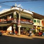 Architektur in Siem Reap / Cambodia