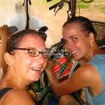 """Jaja, eine """"Radtour"""" durch Angkor Wat im Regen"""