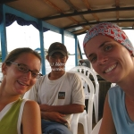 Bootsfahrt auf dem Tonle Sap Lake mit unserem Tuk Tuk Fahrer Sit