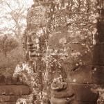 Gesichter im Bayon Tempel Angkor Siem Reap / Cambodia