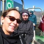 Unsere Fährüberfahrt von Wellington nach Picton