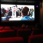 Ah ja, so gemütlich klein kann ein Kino in NZ aussehen...