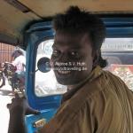 Der nette Rikshawfahrer